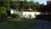 Outside view of La Malle Poste, a luxury self catering in a guest house located in Charente, South-West of France